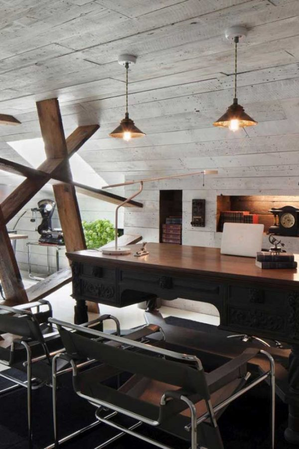 It's time to go industrial style with your Toronto home furniture