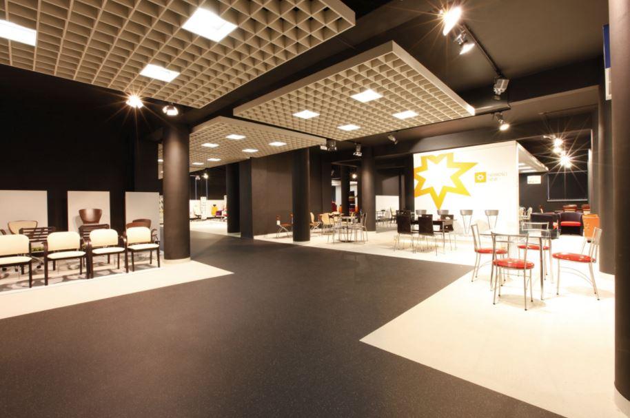 large meeting area interior design showcase