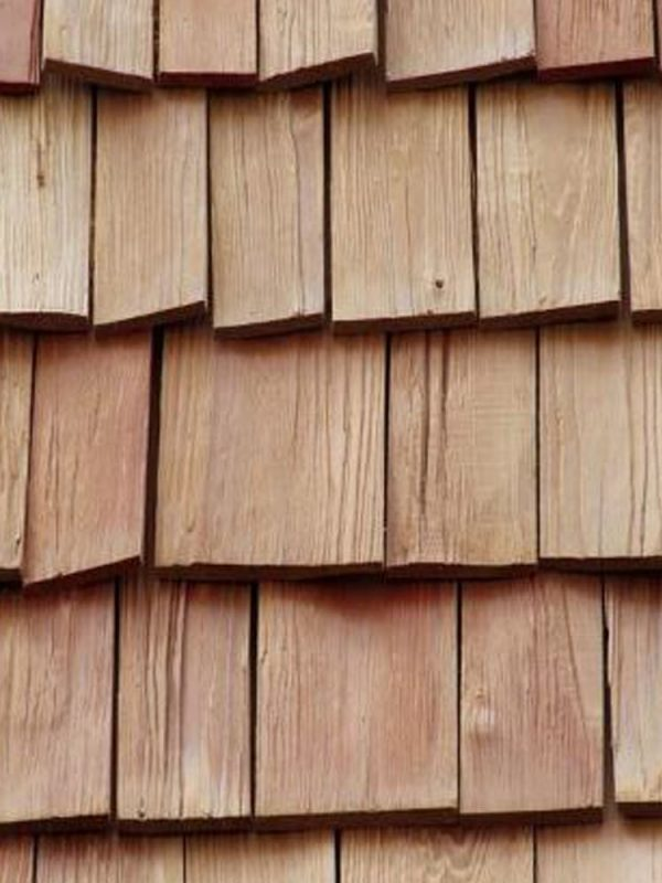 Shingle and shake roof