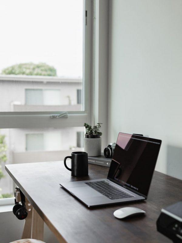 Comfy office spot